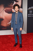 "LOS ANGELES - FEB 5:  Jorge Lendeborg Jr. at the ""Alita: Battle Angel"" Premiere at the Village Theater on February 5, 2019 in Westwood, CA"