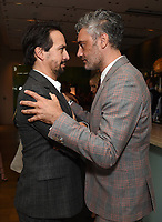 LOS ANGELES - SEPTEMBER 21: (L-R) Lin-Manuel Miranda and Taika Waititi attend the FX Networks & Vanity Fair Pre-Emmy Party at Craft LA on September 21, 2019 in Los Angeles, California. (Photo by Frank Micelotta/FX/PictureGroup)