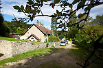 Pix: Shaun Flannery/shaunflanneryphotography.com...COPYRIGHT PICTURE>>SHAUN FLANNERY>01302-570814>>07778315553>>..19th September 2012..Cottages at the rear of Nursery Lane, Sprotbrough, Doncaster.