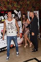 26.07.2012. Premier at Palafox Cinema in Madrid of the movie 'Impavido´, directed by Carlos Theron and starring by Marta Torne, Selu Nieto, Nacho Vidal, Carolina Bona, Julian Villagran and Manolo Solo. In the image Ramiro Lapiedra and Nacho Vidal (Alterphotos/Marta Gonzalez) /NortePhoto.com <br /> <br /> **CREDITO*OBLIGATORIO** *No*Venta*A*Terceros*<br /> *No*Sale*So*third* ***No*Se*Permite*Hacer Archivo***No*Sale*So*third*©Imagenes*con derechos*de*autor©todos*reservados*.