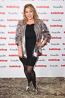 Nicole Barber Lane at the Inside Soap Awards 2017 held at the Hippodrome, Leicester Square, London, UK. <br /> 06 November  2017<br /> Picture: Steve Vas/Featureflash/SilverHub 0208 004 5359 sales@silverhubmedia.com