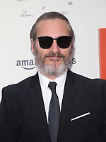 LOS ANGELES, CA - JULY 11: Joaquin Phoenix at the premier of Don't Worry, He Won't Get Far On Foot on July 11, 2018 at The Arclight Hollywood in Los Angeles, California. Credit: Faye Sadou/MediaPunch