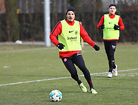 Alexander Meier (Eintracht Frankfurt) - 06.03.2018: Eintracht Frankfurt Training, Commerzbank Arena
