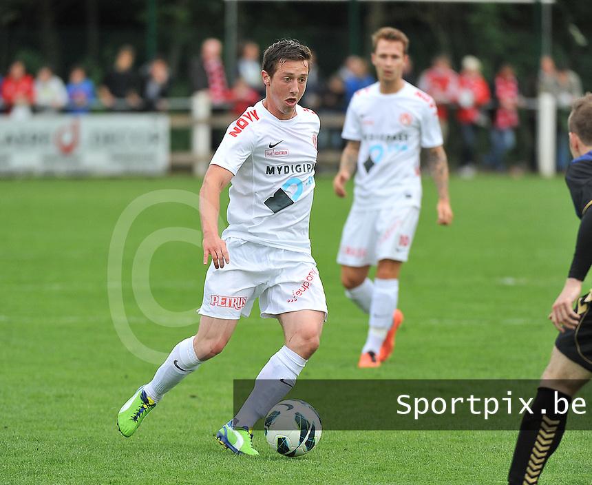 KV Kortrijk - SV Kortrijk : Brecht Dejaegere<br /> foto VDB / Bart Vandenbroucke
