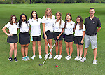9-29-16, Huron High School girl's golf team