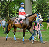 Bow Tie before The International Ladies Fegentri race at Delaware Park on 6/11/12