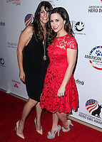 BEVERLY HILLS, CA, USA - SEPTEMBER 27: Tara Mercurio, Lacey Chabert arrive at the 4th Annual American Humane Association Hero Dog Awards held at the Beverly Hilton Hotel on September 27, 2014 in Beverly Hills, California, United States. (Photo by Xavier Collin/Celebrity Monitor)