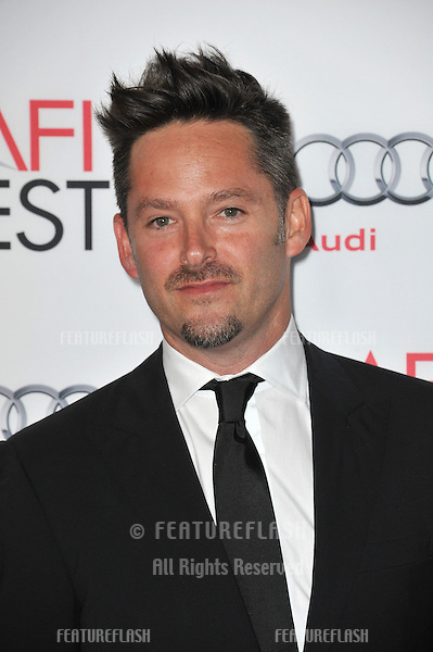 Director Scott Cooper at the Los Angeles premiere of his movie &quot;Out of the Furnace&quot;, part of the AFI Fest 2013, at the TCL Chinese Theatre, Hollywood.<br /> November 9, 2013  Los Angeles, CA<br /> Picture: Paul Smith / Featureflash
