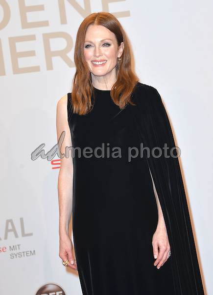 06 February 2016 - Hamburg, Germany - Julianne Moore. Golden Camera Awards 2016. Photo Credit: Timm/face to face/AdMedia