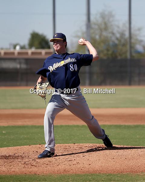 Brendan Murphy - 2017 AIL Brewers (Bill Mitchell)