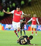 El equipo de Bogotá logró un punto valioso al igualar 0-0 en su visita a Medellín. Sigue como líder en el Finalización