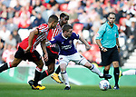 John Fleck of Sheffield Utd  during the Championship match at the Stadium of Light, Sunderland. Picture date 9th September 2017. Picture credit should read: Simon Bellis/Sportimage