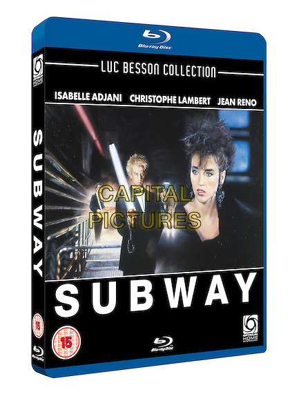 Subway (1985) <br /> BLU RAY COVER ART<br /> *Filmstill - Editorial Use Only*<br /> CAP/KFS<br /> Image supplied by Capital Pictures