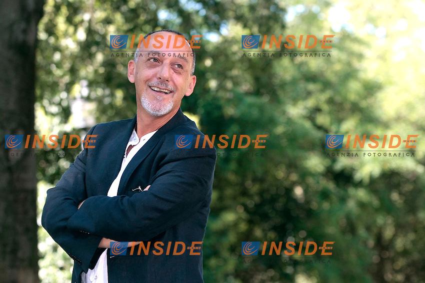 Alfredo Pea<br /> Roma 05-09-2013 Casa del Cinema. Photocall della serie televisiva Rai Un caso di coscienza 5.<br /> Photo Samantha Zucchi Insidefoto