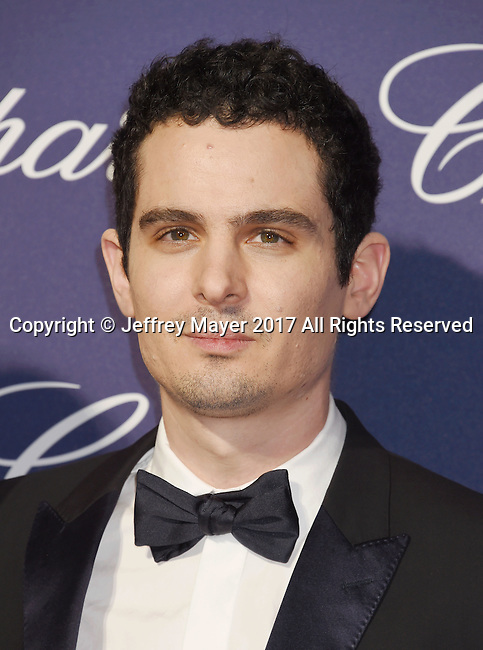 PALM SPRINGS, CA - JANUARY 02: Director Damien Chazelle attends the 28th Annual Palm Springs International Film Festival Film Awards Gala at the Palm Springs Convention Center on January 2, 2017 in Palm Springs, California.