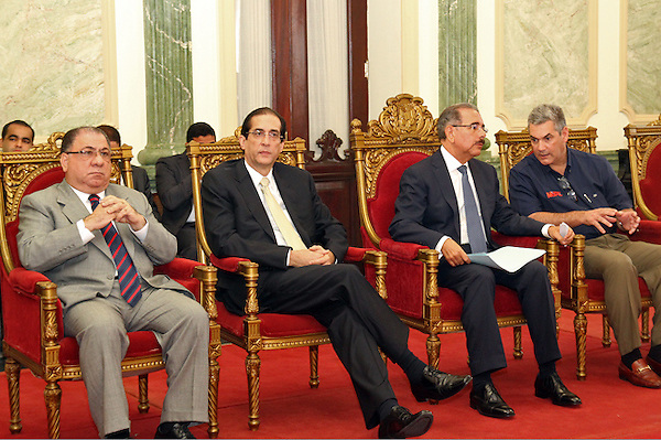 Presidente Medina da seguimiento al Programa de Edificaciones Escolares.<br />  08 de Enero 2013<br /> fotos: Fuente Externa/Acento.com.do