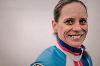 Katerina Nash (CZE)<br /> <br /> UCI CX Worlds 2018<br /> Valkenburg - The Netherlands