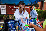 Food Distribution at Antioch Animal Services Parking Lot -- November 23, 2014