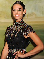 NEW YORK CITY, NY, USA - SEPTEMBER 08: Jessica Lowndes arrives at the alice + olivia by Stacey Bendet Spring 2015 NYFW Presentation held at The Pierre Hotel on September 8, 2014 in New York City, New York, United States. (Photo by Celebrity Monitor)