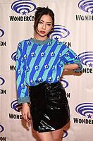 "ANAHEIM, CA - MARCH 29: Lauren Tsai, cast member of FX's ""Legion"" attends WonderCon 2019 at the Anaheim Convention Center on March 29, 2019 in Anaheim, California. (Photo by Frank Micelotta/FX/PictureGroup)"