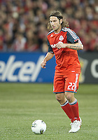 07 March 2012: Toronto FC midfielder Torsten Frings #22 in action during a CONCACAF Champions League game between the LA Galaxy and Toronto FC at the Rogers Centre in Toronto..The game ended in a 2-2 draw.
