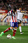 Atletico de Madrid´s Raul Garcia during 2014-15 La Liga match between Atletico de Madrid and Valencia CF at Vicente Calderon stadium in Madrid, Spain. March 08, 2015. (ALTERPHOTOS/Luis Fernandez)