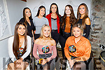Triple birthday celebrations as Emma Walsh (Knocknagoshel), Laura O'Shea (Ballymac) and Claire Sheehan from Castleisland celebrate their 17th birthdays in Bella Bia on Saturday.<br /> Seated l to r: Emma Walsh, Laura O'Shea and Claire Sheehan. <br /> Standing l to r: Allanah Glennon, Laura Manley, Sophie Lowham, Sarah O'Mahoney and Sarah Horgan.
