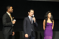 Will Smith, Josh Brolin and Nicole Scherzinger attending MEN IN BLACK 3 premiere at O2 World. Berlin, Germany, 14.05.2012...Credit: Semmer/face to face.. /MediaPunch Inc. ***FOR USA ONLY***