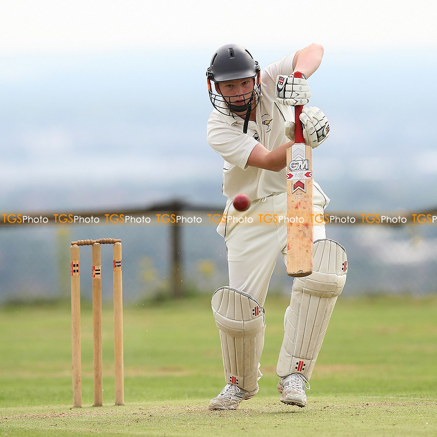 -Havering-Atte- Bower CC v Woodham CC - Essex Cricket League - 28/07/12 - MANDATORY CREDIT: George Phillipou/TGSPHOTO - Self billing applies where appropriate - 0845 094 6026 - contact@tgsphoto.co.uk - NO UNPAID USE.