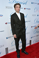 """Robert Pattinson at the premiere for """"Damsel"""" at the Arclight Hollywood, Los Angeles, USA 13 June 2018<br /> Picture: Paul Smith/Featureflash/SilverHub 0208 004 5359 sales@silverhubmedia.com"""