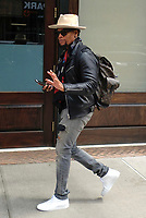 www.acepixs.com<br /> <br /> April 20 2017, New York City<br /> <br /> Actor DL Hughley walks in Tribeca on April 20 2017 in New York City<br /> <br /> By Line: Curtis Means/ACE Pictures<br /> <br /> <br /> ACE Pictures Inc<br /> Tel: 6467670430<br /> Email: info@acepixs.com<br /> www.acepixs.com