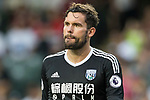 West Bromwich Albion goalkeeper Ben Foster looks on during the Premier League Asia Trophy match between Leicester City FC and West Bromwich Albion at Hong Kong Stadium on 19 July 2017, in Hong Kong, China. Photo by Yu Chun Christopher Wong / Power Sport Images