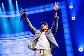 CHANCE THE RAPPER, 2017, CHRIS SCHWEGLER;Chancelor Johnathan Bennett