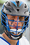 Orange, CA 05/17/14 - Charlie Farmer (Grand Valley State #0) in action during the 2014 MCLA Division II Men's Lacrosse Championship game between Grand Valley State University and St John University at Chapman University in Orange, California.  Grand Valley Defeated St John 12-11.