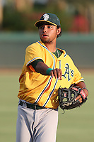 07.12.2014 - MiLB AZL Athletics vs AZL Dodgers
