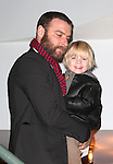Liev Schreiber with Samuel Kai  attending the New 42nd Street Gala at The New Victory Theater in New York City on December 5, 2012