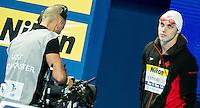 CONDORELLI Santo CAN Canada<br /> 100 freestyle men<br /> Swimming - Kazan Arena<br /> Day14 06/06/2015 final<br /> XVI FINA World Championships Aquatics Swimming<br /> Kazan Tatarstan RUS July 24 - Aug. 9 2015 <br /> Photo G.Scala/Deepbluemedia/Insidefoto