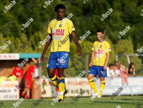 2010-05-28 / Voetbal / seizoen 2010-2011 / KVC Westerlo / Adams Moses..Foto: mpics