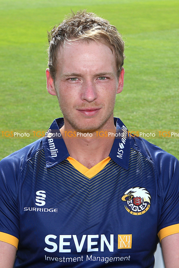 Tom Westley of Essex in NatWest T20 Blast kit during the Essex CCC Press Day at The Cloudfm County Ground on 5th April 2017