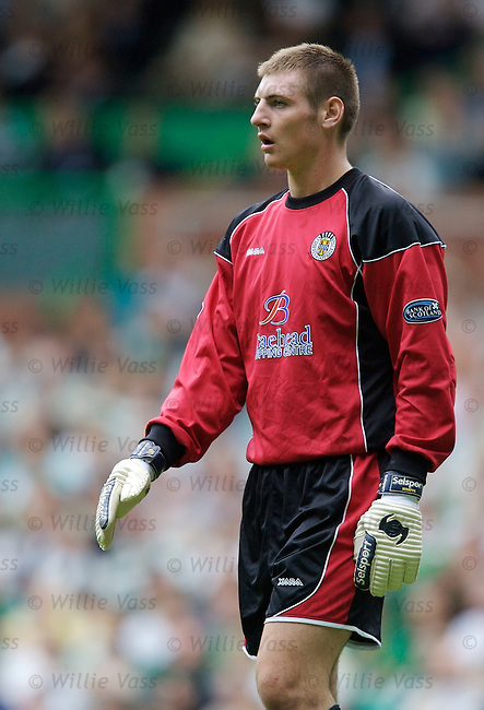 Chris Smith, St Mirren.stock season 2006-2007.pic willie vass