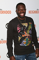 """LOS ANGELES - NOV 18:  Sheaun McKinney at the The Neighbohood Celebrates the """"Welcome to Bowling"""" Episode at Pinz Bowling Alley on November 18, 2019 in Studio City, CA"""