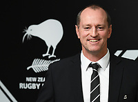 Michael Maguire named at the new Kiwis rugby league coach. New Zealand Rugby League press conference. NZRL House, Penrose, Auckland. Thursday 10 May 2018. © Copyright Image: Andrew Cornaga / www.photosport.nz
