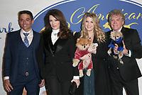 POMONA, CA - FEBRUARY 10: Dr. John Sessa, Lisa Vanderpump, Pandora Todd, Ken Todd, Giggy, at the Hallmark Channel's 2019 American Rescue Dog Show at Fairplex in Pomona, California on February 10, 2019. Credit: Faye Sadou/MediaPunch