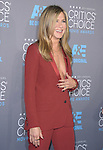 Jennifer Aniston attends The 20th ANNUAL CRITICS' CHOICE AWARDS held at The Hollywood Palladium Theater  in Hollywood, California on January 15,2015                                                                               © 2015 Hollywood Press Agency