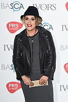 Amy Wadge<br /> at The Ivor Novello Awards 2017, Grosvenor House Hotel, London. <br /> <br /> <br /> &copy;Ash Knotek  D3267  18/05/2017
