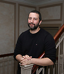Itamar Moses during the Dramatists Guild Foundation Salon with Playwright Itamar Moses at the Cryer Residence on December 7, 2017 in New York City.