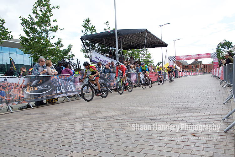 Pix: Shaun Flannery/shaunflanneryphotography.com<br /> <br /> COPYRIGHT PICTURE&gt;&gt;SHAUN FLANNERY&gt;01302-570814&gt;&gt;07778315553&gt;&gt;<br /> <br /> 11th June 2017<br /> Doncaster Cycle Festival 2017<br /> Whinfrey Briggs Elite Men's Race