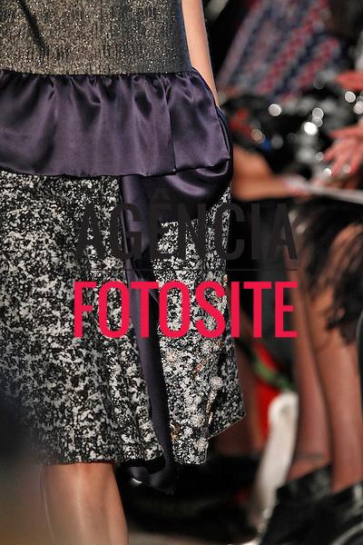 Londres, Inglaterra &sbquo;17/09/2013 - Desfile de Michael van der Ham durante a Semana de moda de Londres  -  Verao 2014. <br /> Foto: FOTOSITE