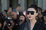 03/10/2017, Paris - Paris Fashion Week Women SS 2018 - Miu Miu.<br /> Fan Bing Bing arriving at the Louis Vuitton Fashion Show during the Paris Fashion Week in Paris, France on October the 03 of 2017.