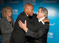 NEW YORK, NY - NOVEMBER 27:  Harry Belafonte and Tony Bennett  attend the Unicef SnowFlake Ball at Cipriani 42nd Street on November 27, 2012 in New York City. © Diego Corredor/MediaPunch Inc. .. /NortePhoto